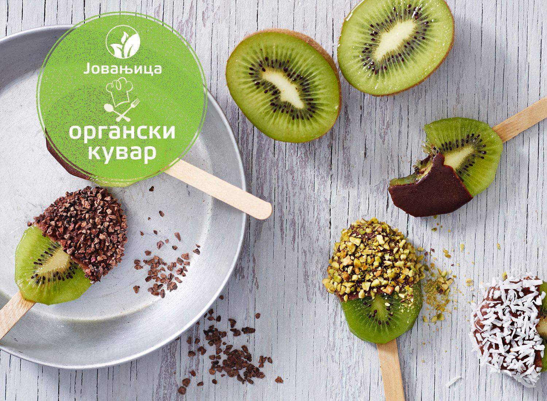 Čokoladni organski kivi