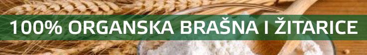 Organska brašna i žitarice