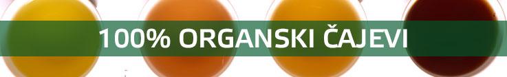 Organski čajevi
