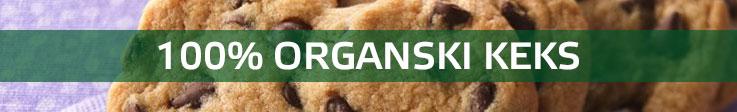 Organski keks