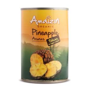 Organski ananas u konzervi 400g