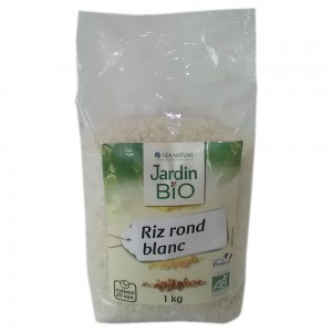 Organski beli pirinač - 1kg