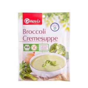 Organska krem supa brokoli bez glutena - 45g