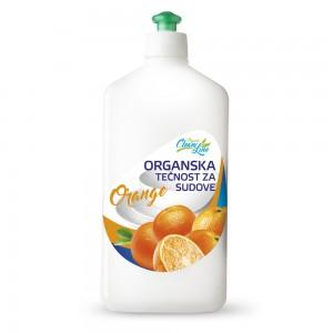 Gel za sudove - citrusi - 1000ml