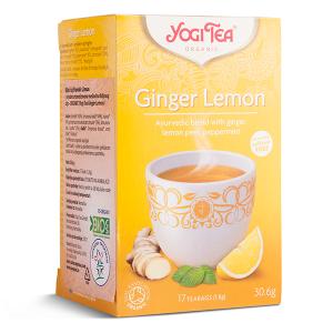 Organski čaj djumbir limun (Yogi tea) -30,6g