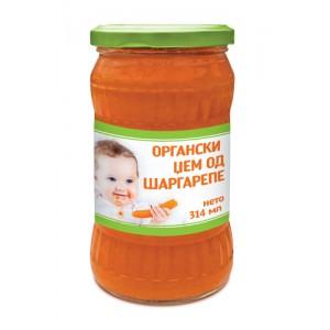Organski džem od šargarepe - 314ml