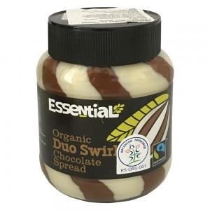 Organski namaz sa crnom i belom čokoladom - 400g