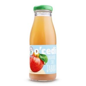 O`cedi Organski sok jabuka 250ml