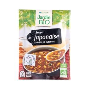 Organska japanska supa sa misom
