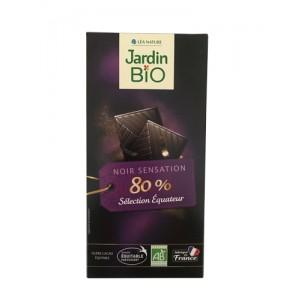 Organska crna čokolada 80% - 100g