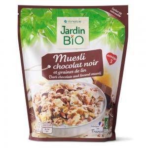 Organski Musli sa čokoladom i semenkama - 375g