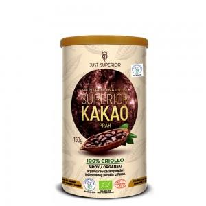 Organski kakao prah Criollo sirovi - 150g
