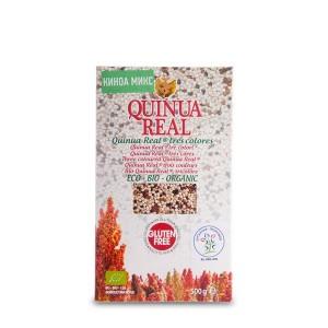 Organska Kinoa 3 boje zrna Bez glutena - 500g