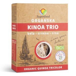 Organska kinoa trio - 200g