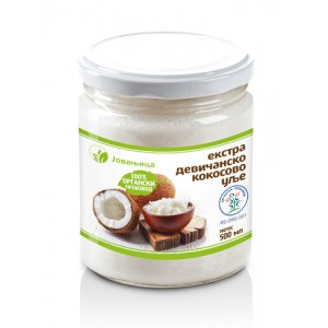 Organsko kokosovo ulje - 500ml