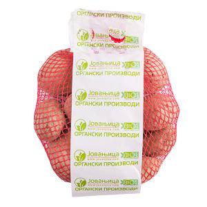 Organski mladi crveni krompir - 1kg