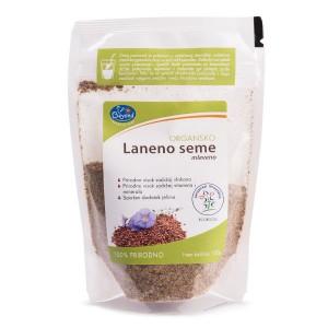 Organsko Laneno Seme Mleveno - 100g