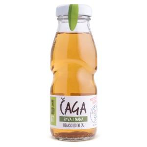 Organski Ledeni Čaj Čaga, Zova i Nana - 200ml