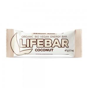 Organski Lifebar kokos 47g