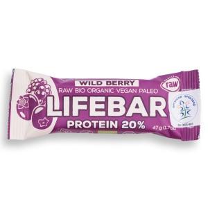 Organski Lifebar Divlje Bobice