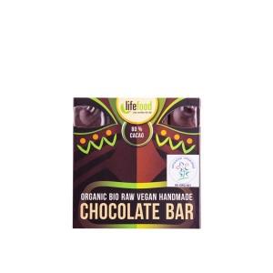 Organska crna cokolada slani karamel 90g