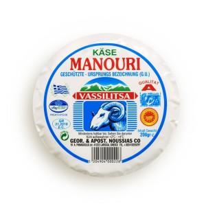 Organski Manouri Sir - 200g