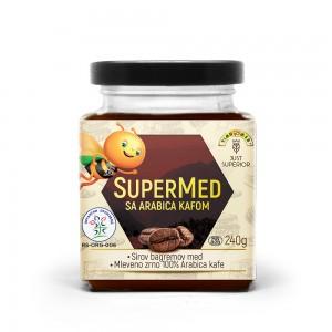 Organski super med arabic kafa - 240g