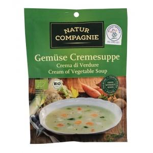 Organska krem supa od povrća - 43g