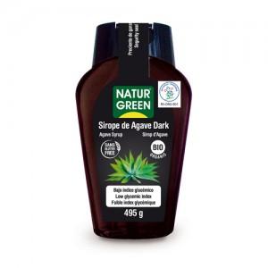 Organski agave sirup tamni - 360ml