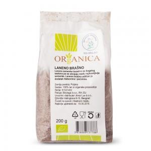 Organsko laneno brašno 200g