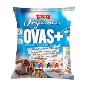 Organska Ovsena kaša čokolada