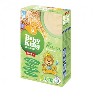 Organske cerealije od Pet Žitarica