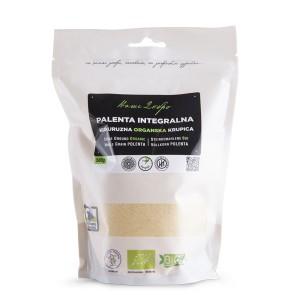 Palenta integralna kukuruzna krupica - 500g