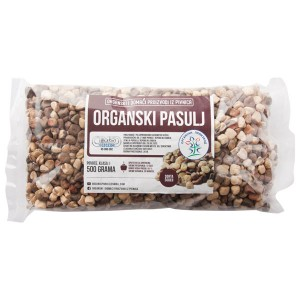 Organski pasulj sorta šoder 500g