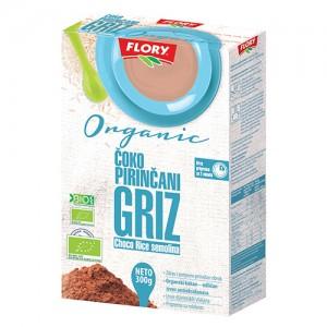 Organski Čoko Pirinčani Griz