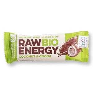 Organski Raw Bar Kokos-Kakao
