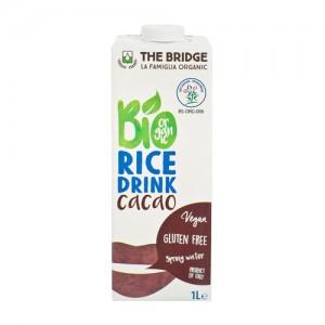 Organski pirinčani napitak kakao - 1l