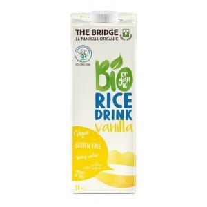 Organski pirinčani napitak sa vanilom - 1l
