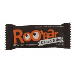 Organski ROOBAR kakao i badem - 30g