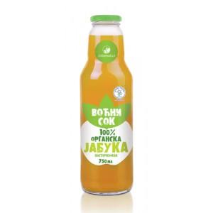 Organski sok od jabuke - 0,75l
