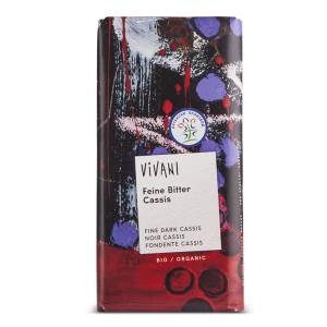 Organska Vivani Čokolada Ribizla - 100g