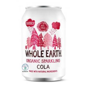 Organski gazirani sok cola 0.33l