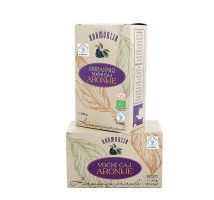 Organski voćni čaj od aronije - 80g