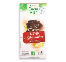 Organska Čokolada Đumbir i Limun