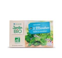 Organski čaj od 3 nane - 30g