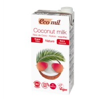 Organski napitak kokos bez šećera 1l
