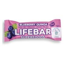 Organski Lifebar Plus Borovnica Kinoa