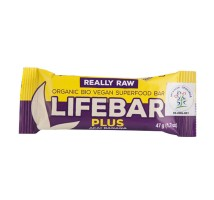 Organski Lifebar Plus Acai Banana 47g