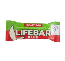 Organski Lifebar Plus Guarana - 47g