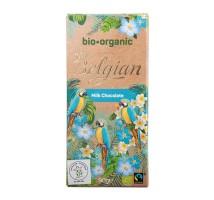 Organska Mlečna Čokolada - 90g